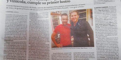 Vicente y Albert Rivera