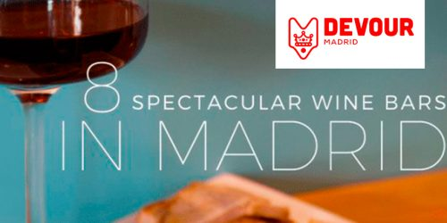 devour madrid wine