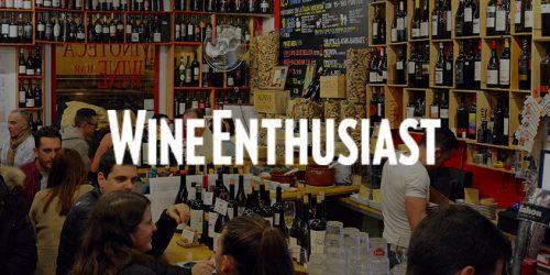 wine enthusiast vides madrid