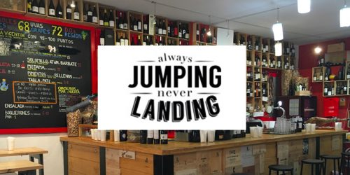 Always Jumping Never Landing