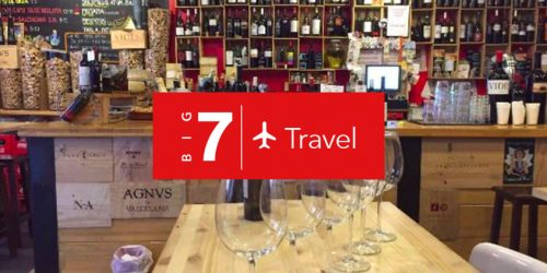 big seven travel - vinoteca vides