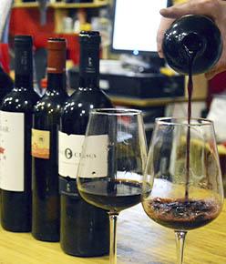 vinoteca vides madrid